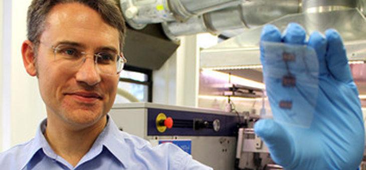Fotovoltaico: arriva dall'Australia il primo impianto solare stampato su plastica