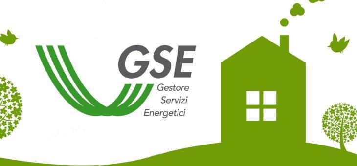 Pagamenti GSE: richiesta liquidazione delle eccedenze.