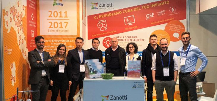 Fiera KeyEnergy: boom di partecipazioni e grande successo per la Zanotti Energy Group