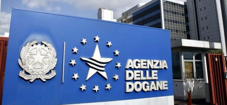 AGENZIA DELLE DOGANE: DICHIARAZIONE DI CONSUMO 2019