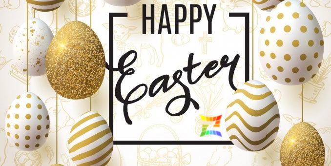 Buona Pasqua da tutto il team della ZEG!