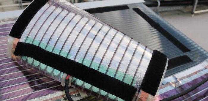 Nuova tecnologia per stampare pannelli solari e produrre energia a bassissimo costo.