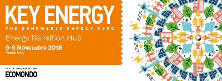 Fiera Key Energy 2018: Zanotti Energy Group ti aspetta!