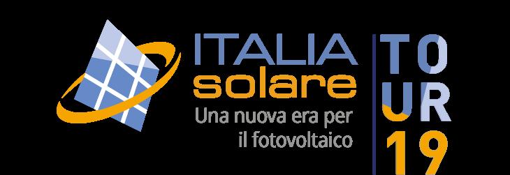 """Italia Solare Tour 2019: """"Una nuova era per il fotovoltaico"""""""