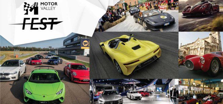 """Evento Motor Valley Fest: """"Evoluzione dei circuiti, mobilità elettrica ed infrastrutture""""."""