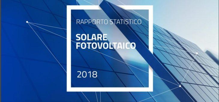 Report statistico GSE: i numeri del fotovoltaico in Italia.