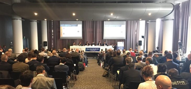 Forum Italia Solare 2019: il fotovoltaico come risposta all'emergenza climatica.