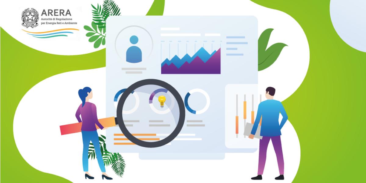 ARERA: ultimi giorni per la raccolta dati indagine annuale sui settori regolati.